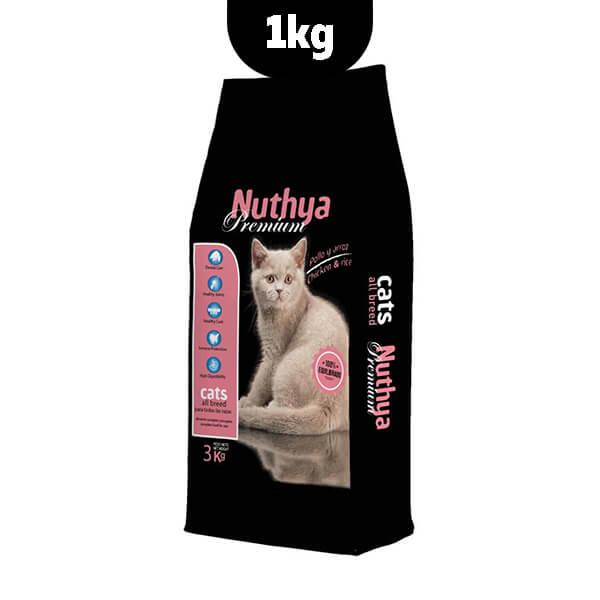 غذای خشک گربه Nuthya