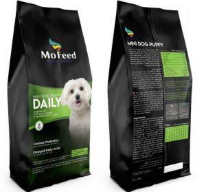 غذای خشک توله سگ مفید