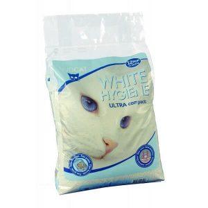 خاک گربه وایت هایجین وزن 6 کیلوگرم