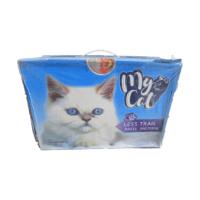 خاک گربه مایکت با رایحه هلو وزن 8 کیلوگرم