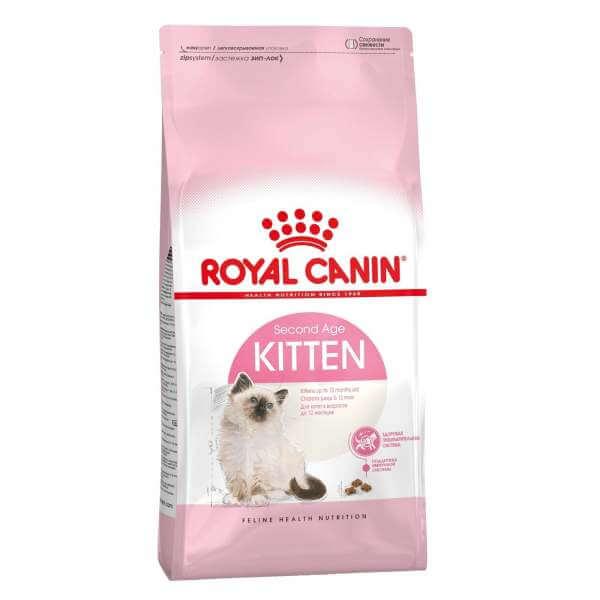 غذای خشک بچه گربه رویال کنین _ Royallcanin