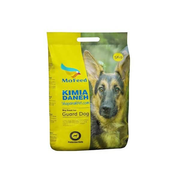 غذای خشک سگ بالغ مفید
