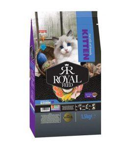 غذای خشک بچه گربه رویال فید _ Royal