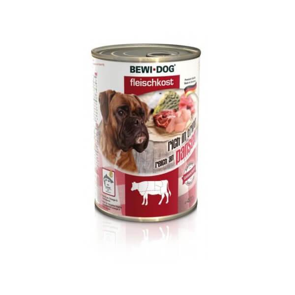 کنسرو سگ بوی داگ با طعم سیرابی