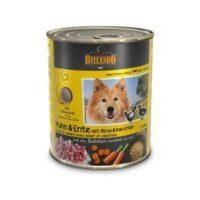 کنسرو سگ بالغ بلکاندو با طعم مرغ،اردک و هویج