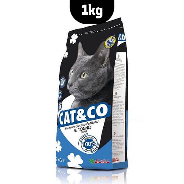 غذای خشک گربه کت اند کو