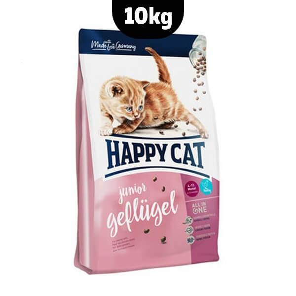 ذای خشک بچه گربه هپی کت