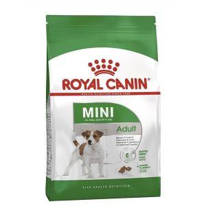 غذای خشک سگ mini adult رویال کنین