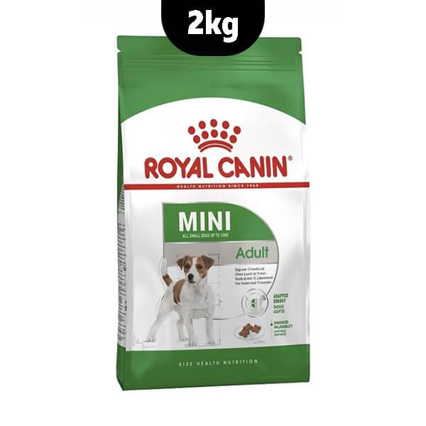 غذای خشک سگ کوچک بالغ رویال کنین