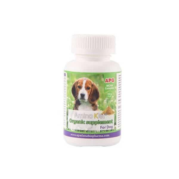 قرص مولتی ویتامین آمینو کلات مخصوص سگ
