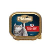 خوراک کاسه ای گربه میتونه با طعم گوشت
