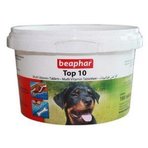 قرص تاپ 10 بیفار برای سگ