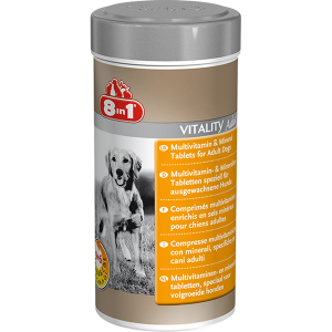 قرص مولتی ویتامین مخصوص سگ8in1