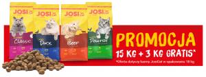 غذای خشک 18 کیلویی josera