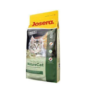 غذای خشک گربه جوسرا نیچرکت
