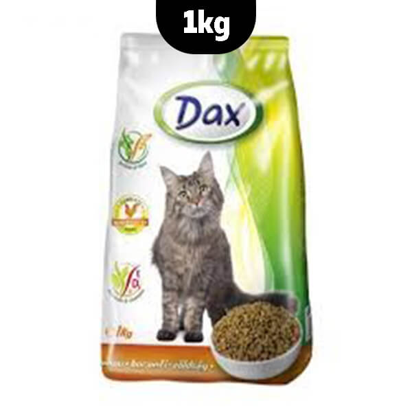 غذای خشک گربه داکس با طعم مرغ