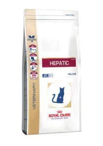 غذای خشک گربه مدل هپاتیک