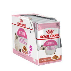 سوپ گربه مدل Royal Canin KITTEN