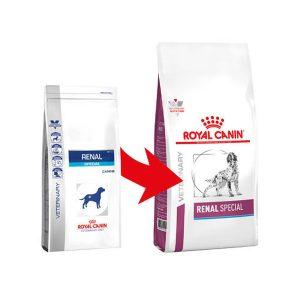غذای خشک سگ Royalcanin-renal