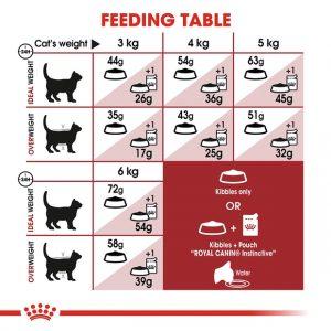 غذای خشک گربه رویال کنین مدل Fit