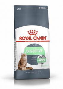 غذای خشک گربه Digestive care رویال کنین