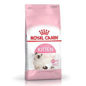 غذای خشک kitten Royalcanin