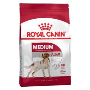 غذای خشک سگmedium adult رویال کنین