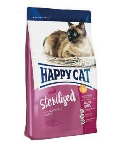 غذای گربه عقیم شده هپی کت