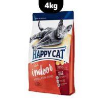 غذای خشک گربه هپی کت با طعم گوشت گاو