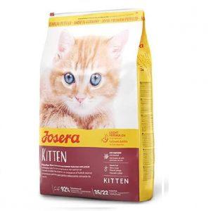غذای خشک بچه گربه جوسرا