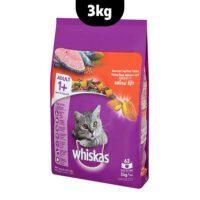 غذای خشک گربه بالغ ویسکاس طعم غذای دریایی