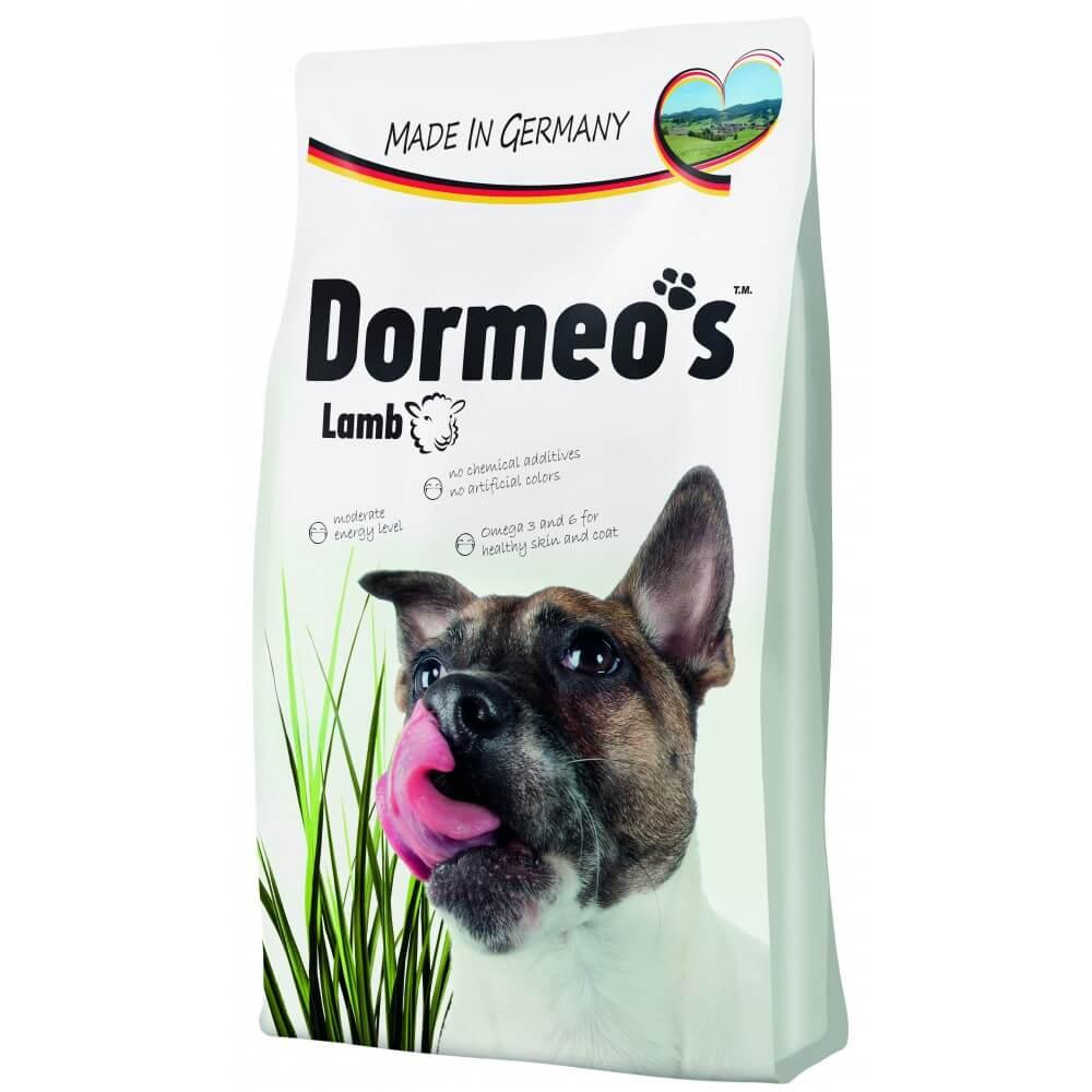 غذای خشک سگ دورمئو با طعم بره