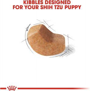 غذای خشک توله سگ شیتزو رویال کنین