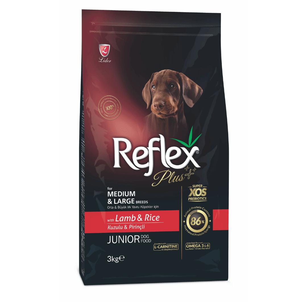 غذای سگ رفلکس پلاس