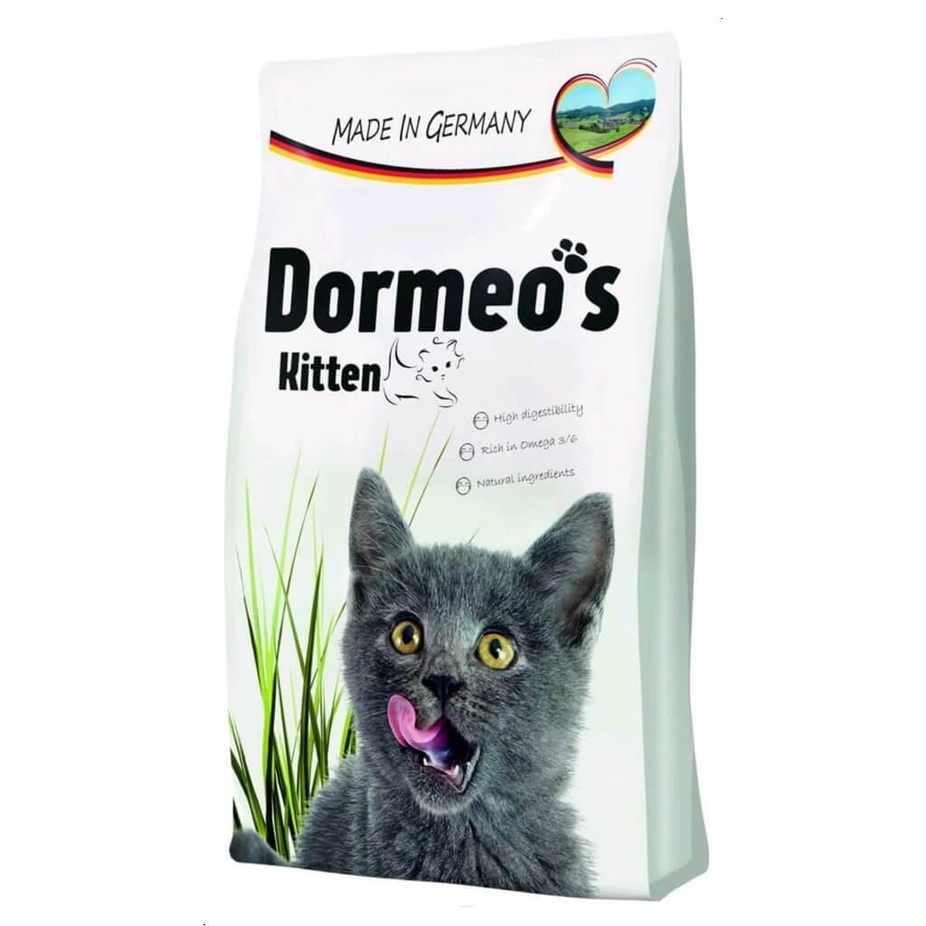 غذای خشک بچه گربه دورمئو