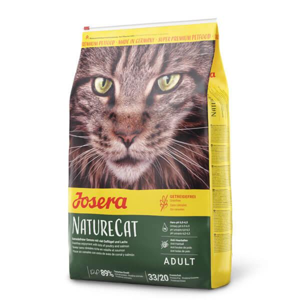 غذای خشک گربه جوسرا نیچر کت