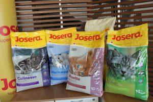 غذای خشک گربه برند جوسرا