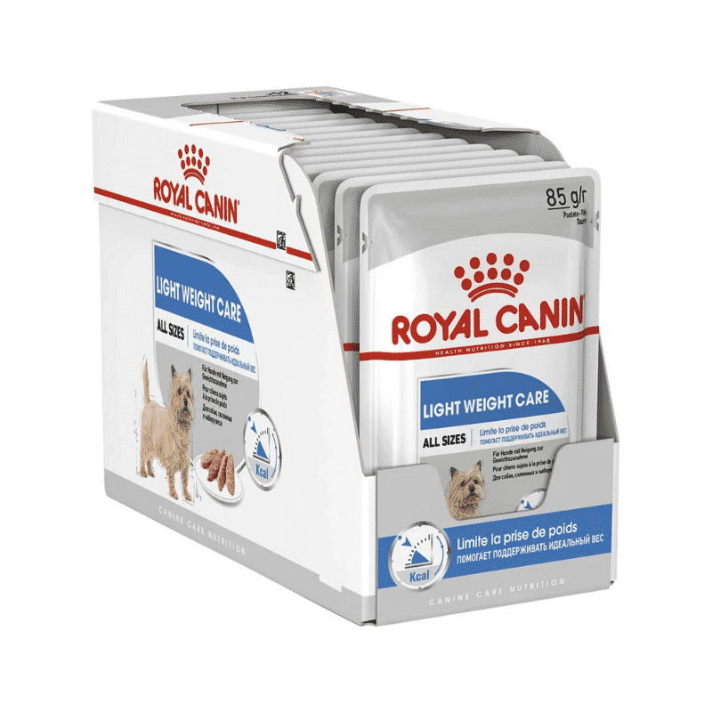 pouch royalcanin