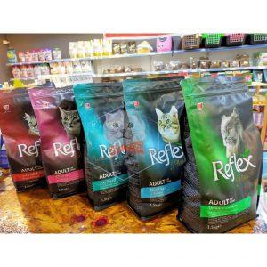 غذای خشک گربه برند رفلکس