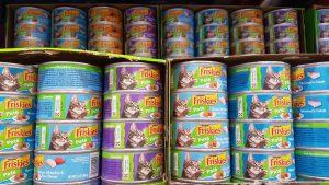 غذای کنسروی گربه فریسکیز