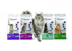 غذای خشک گربه برند آروماتیش