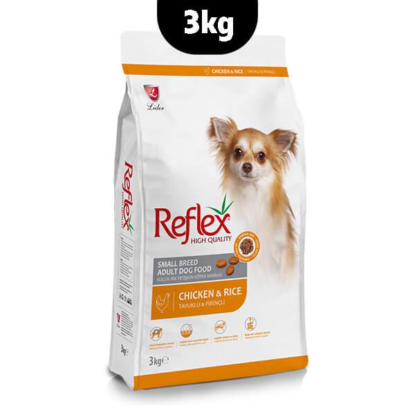 غذای خشک سگ های بالغ نژاد کوچک رفلکس