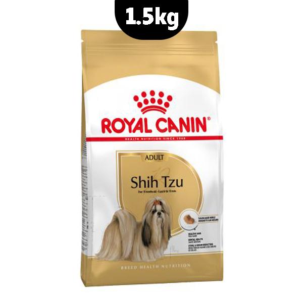 غذای خشک سگ بالغ شیتزو رویال کنین