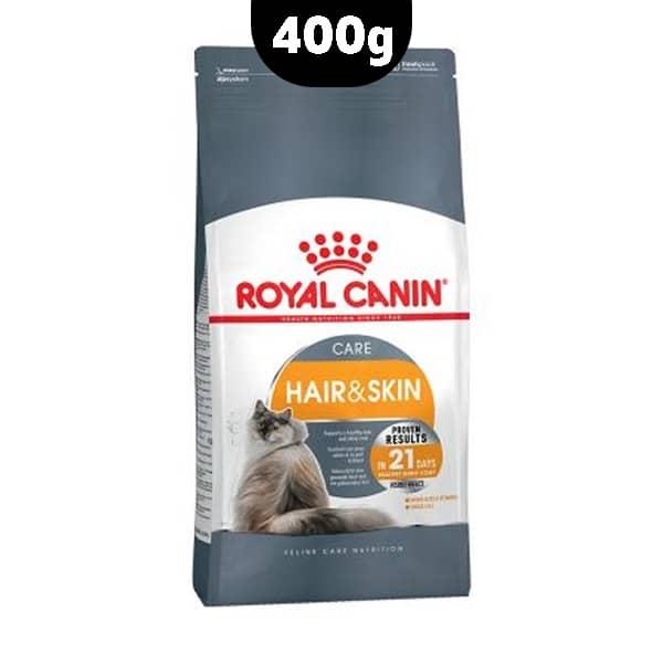 غذا خشک گربه مخصوص پوست و مو رویال کنین