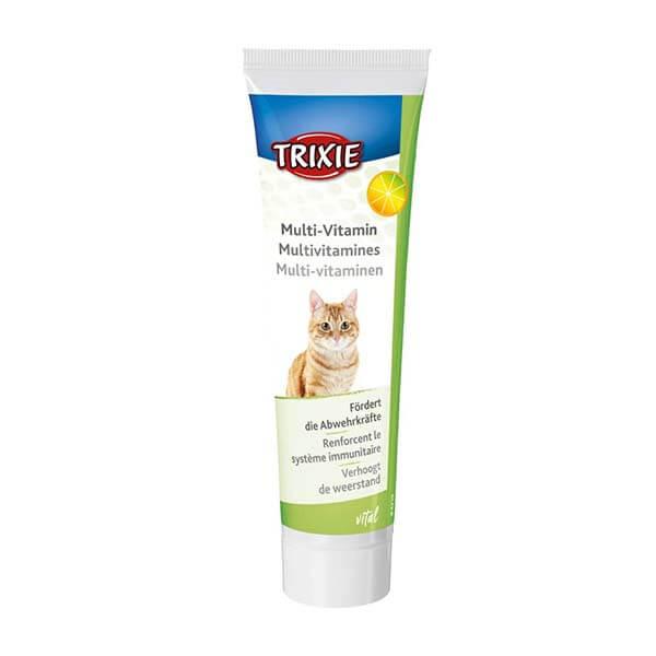 مولتی ویتامین گربه تریکسی